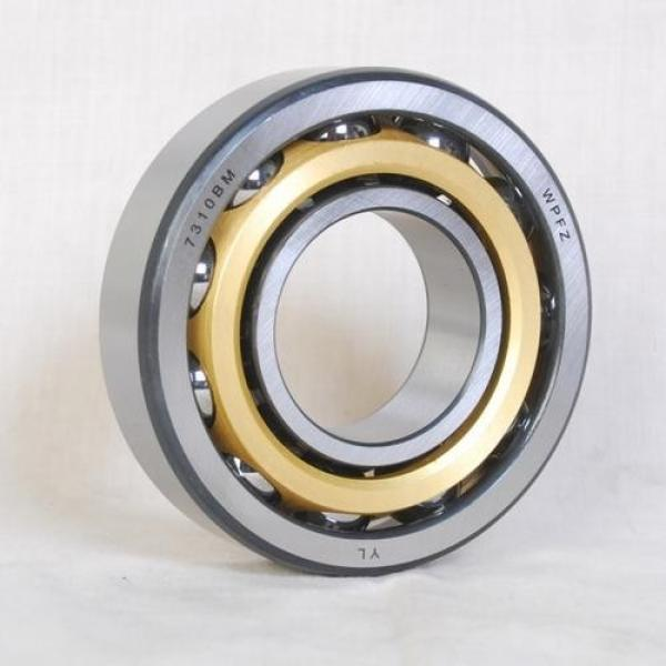 55 mm x 72 mm x 13 mm  FAG 3811-B-2Z-TVH Angular contact ball bearing #1 image